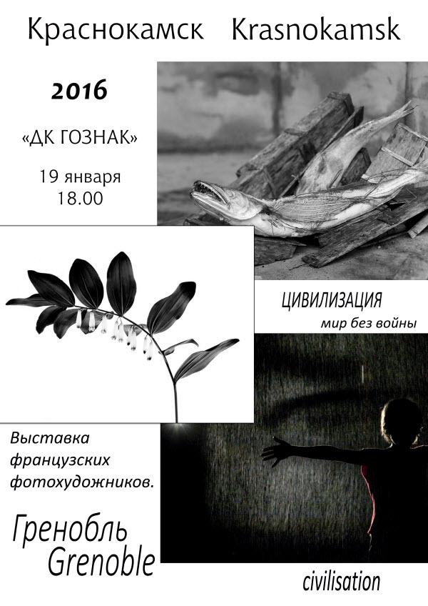 афиша Краснокамск французы ум